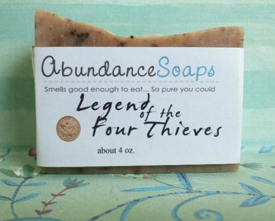 abundance of soap 2